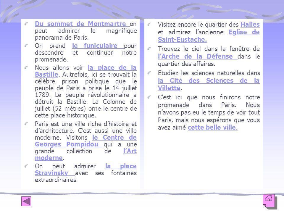 Beaubourg... Le Centre de Georges Pompidou TEXTE