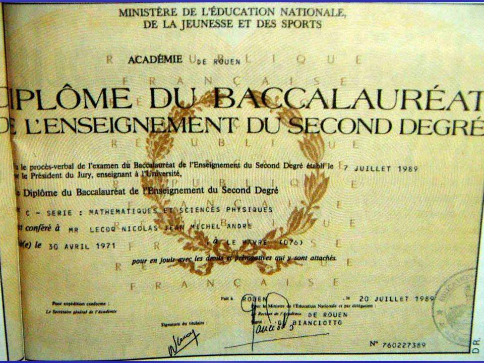 Le système des notes en France très bien 20 – 17 bien 16 – 15 assez bien 14 – 13 moyen 12 – 11 passable 10 – 9 mauvais 8 – 6 très mauvais 5 - 0 Points