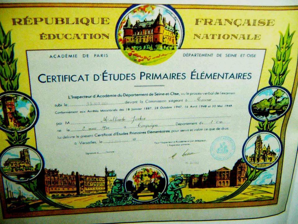 Lécole élémentaire Cycle des apprentissages Cours moyen 2-ème année (CM 2) Cours moyen 1-ème année (CM 1) Cours élémentaire 2-ème année (CE 2) 10 ans