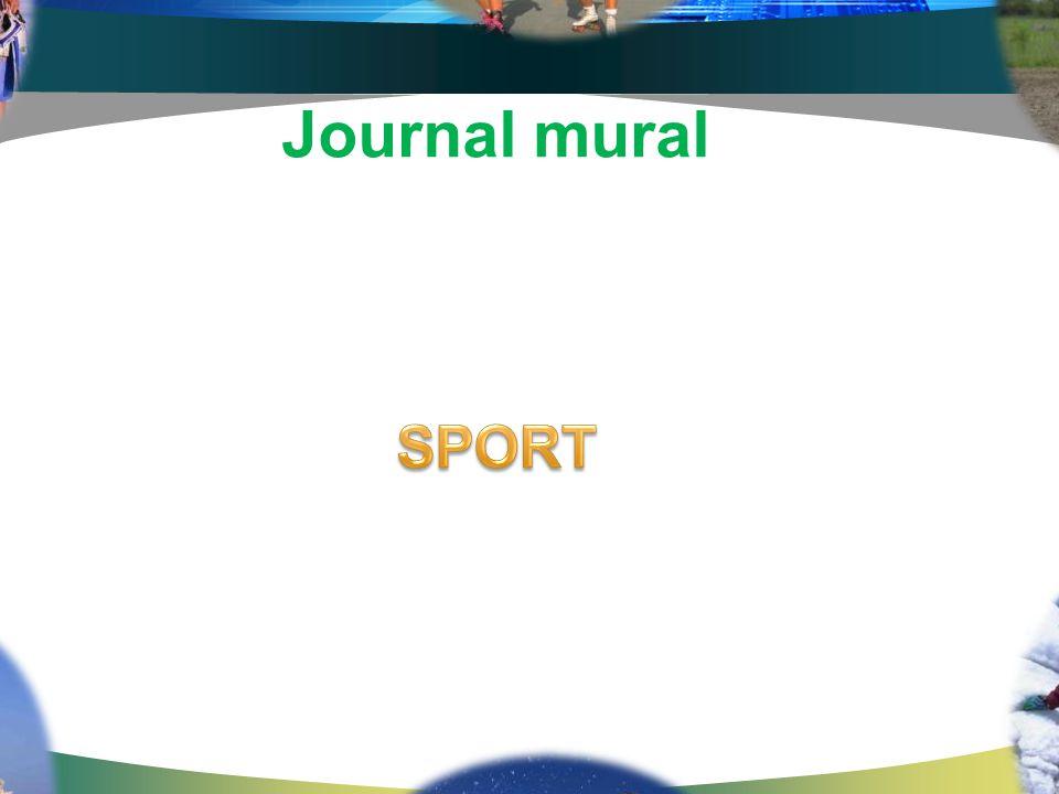 Journal mural
