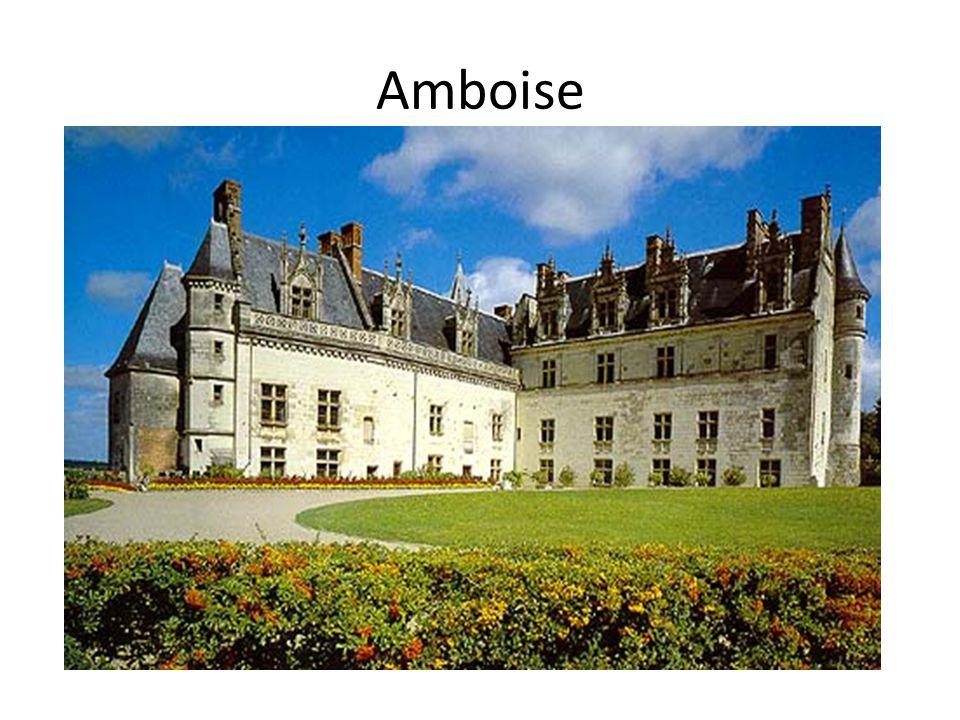 Corriges Chambord Chenonceaux Amboise Blois Usse