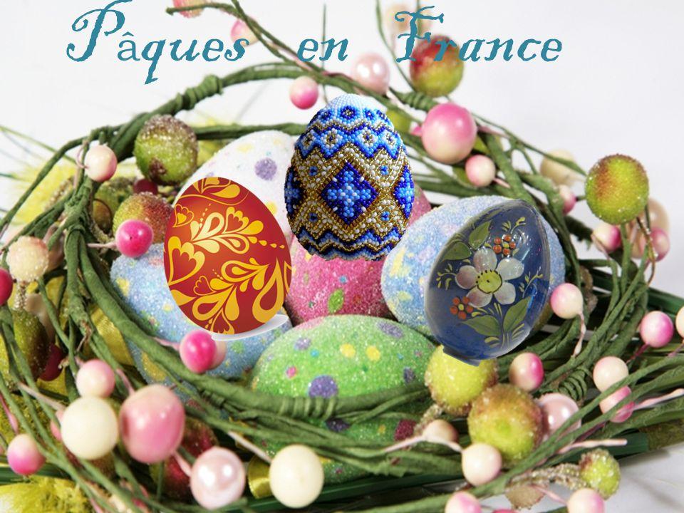 Pâques est la plus importante fête chrétienne.