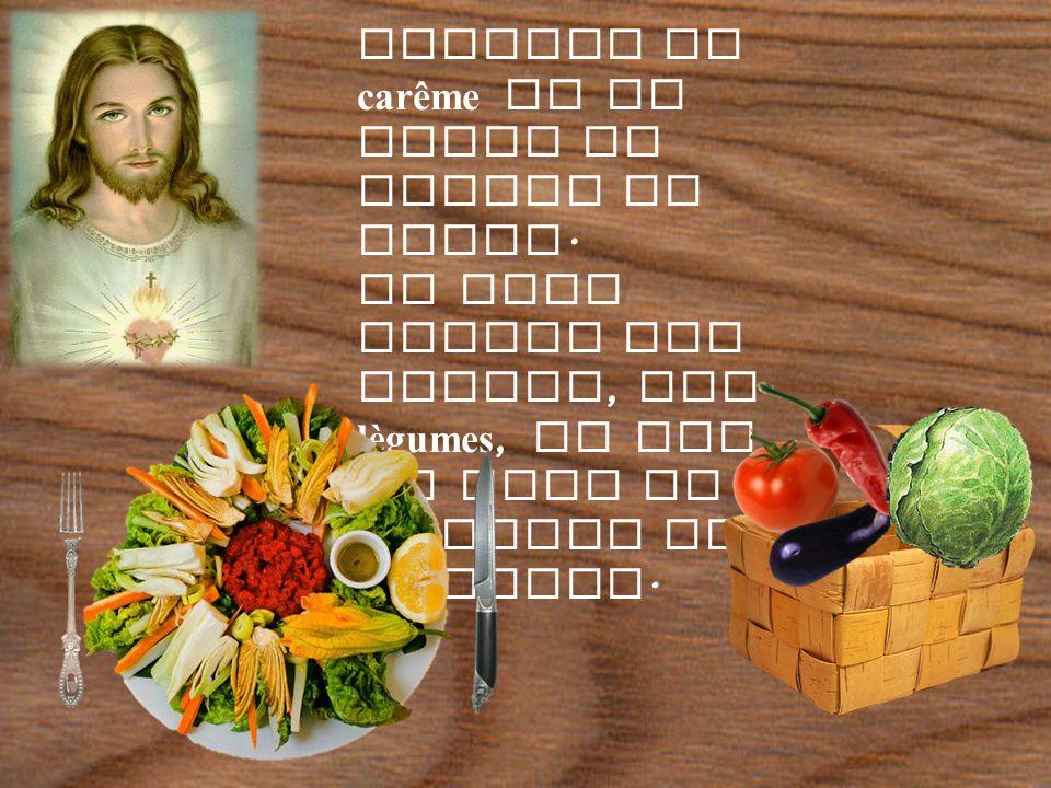 Ce n est pas un hasard si l agneau est la viande par excellence du menu de Pâques, car l agneau rappelle le sacrific e du Christ.