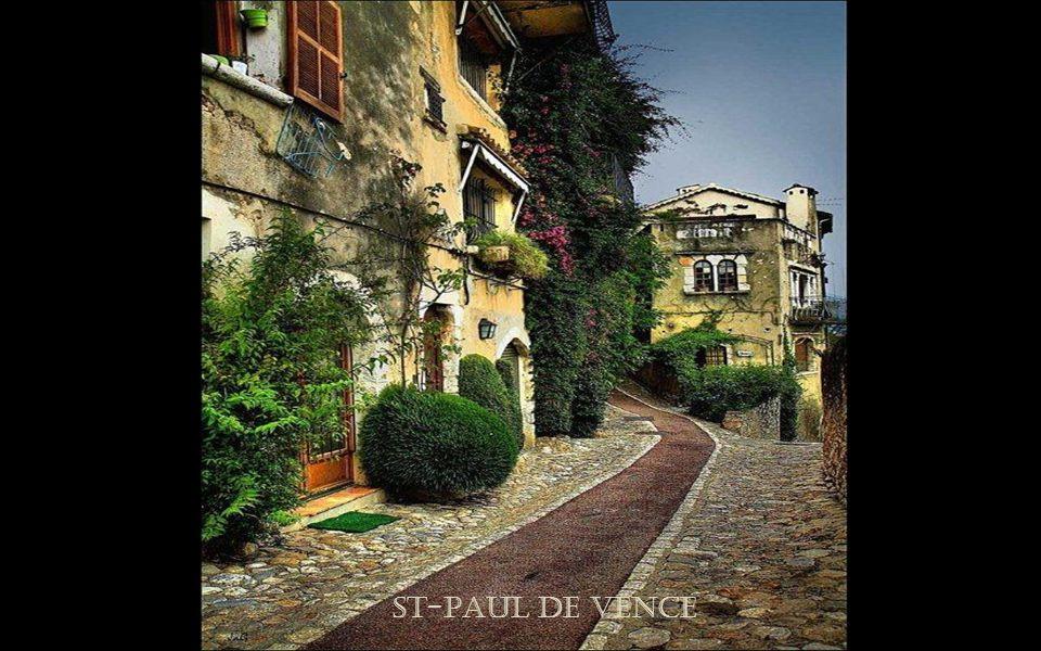 St-Paul de Vence