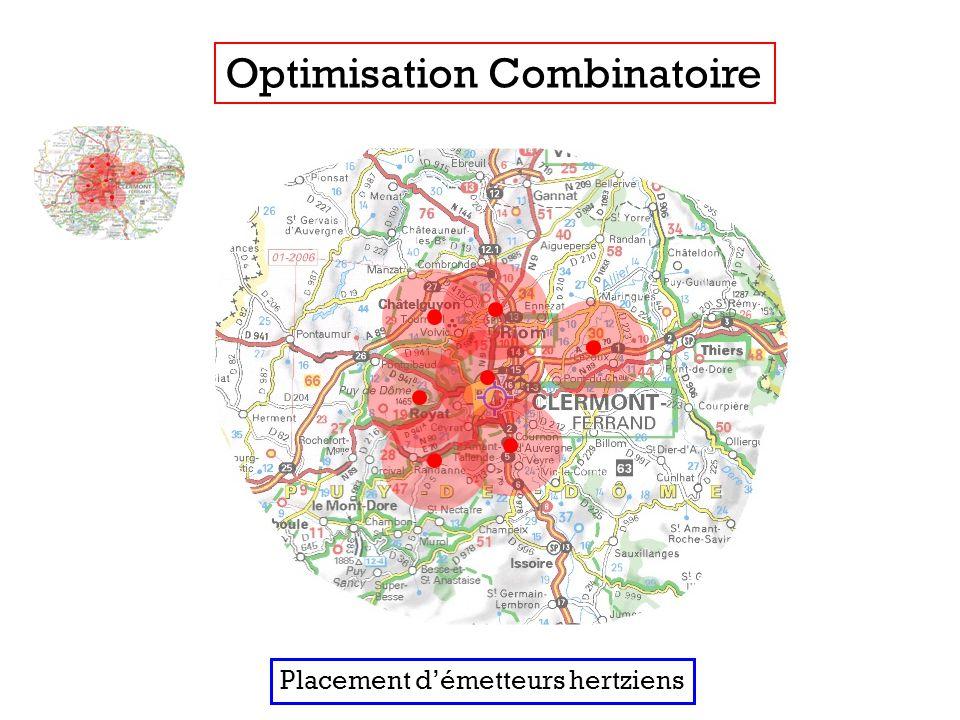 T T C A G Théorie des Graphes Optimisation Combinatoire Recherche Opérationnelle bipartition dans un graphe (k=2) C