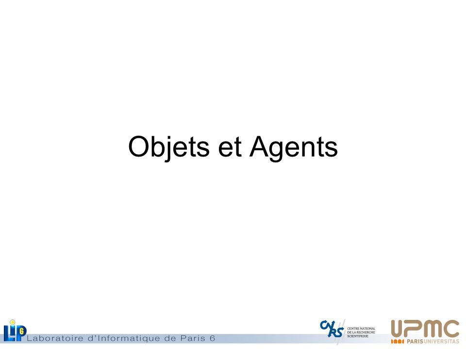 Objets et Agents