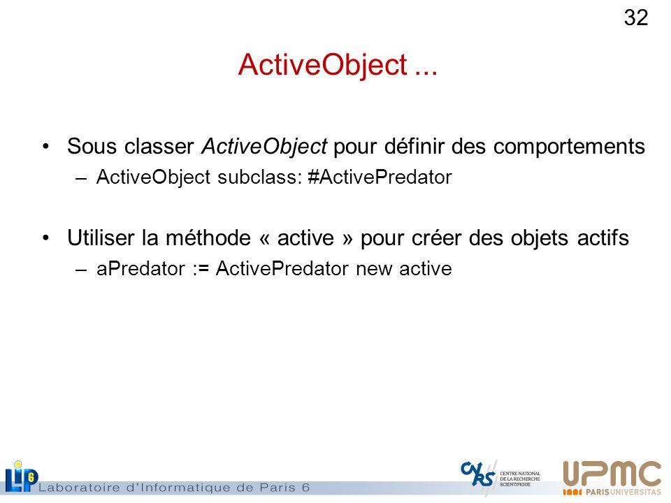 32 ActiveObject...