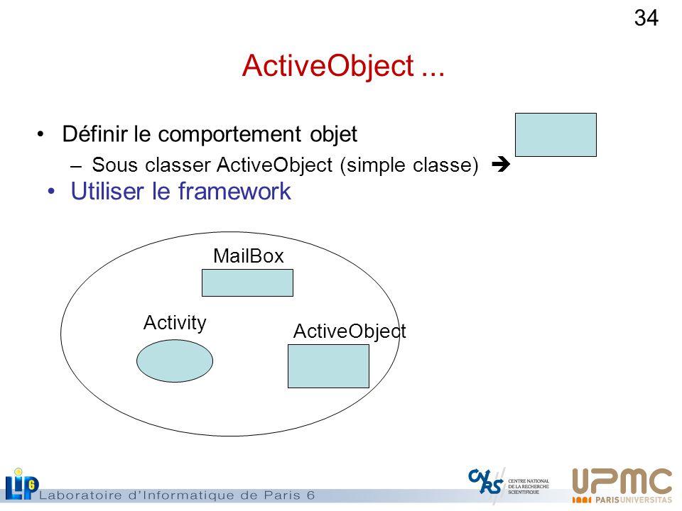 34 ActiveObject...