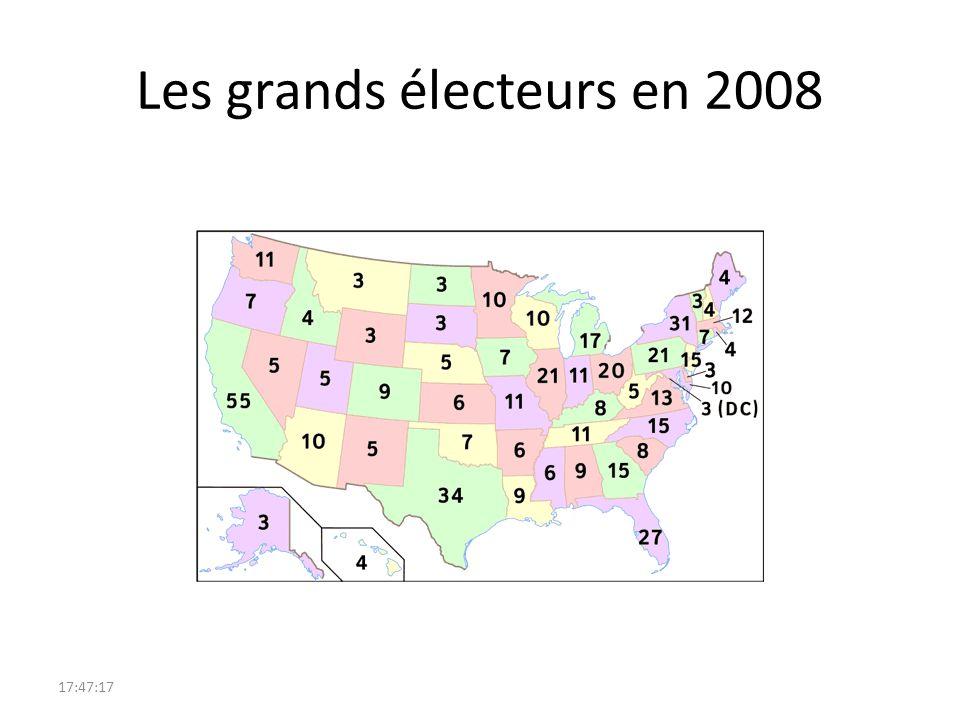 Les grands électeurs en 2008 17:48:51