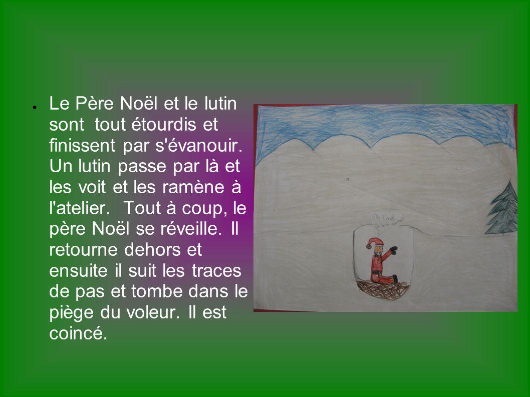 Tintin le petit lutin commence à trouver le temps long.