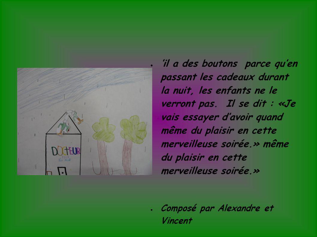 Composé par Alexandre Denis et Vincent Gauthier