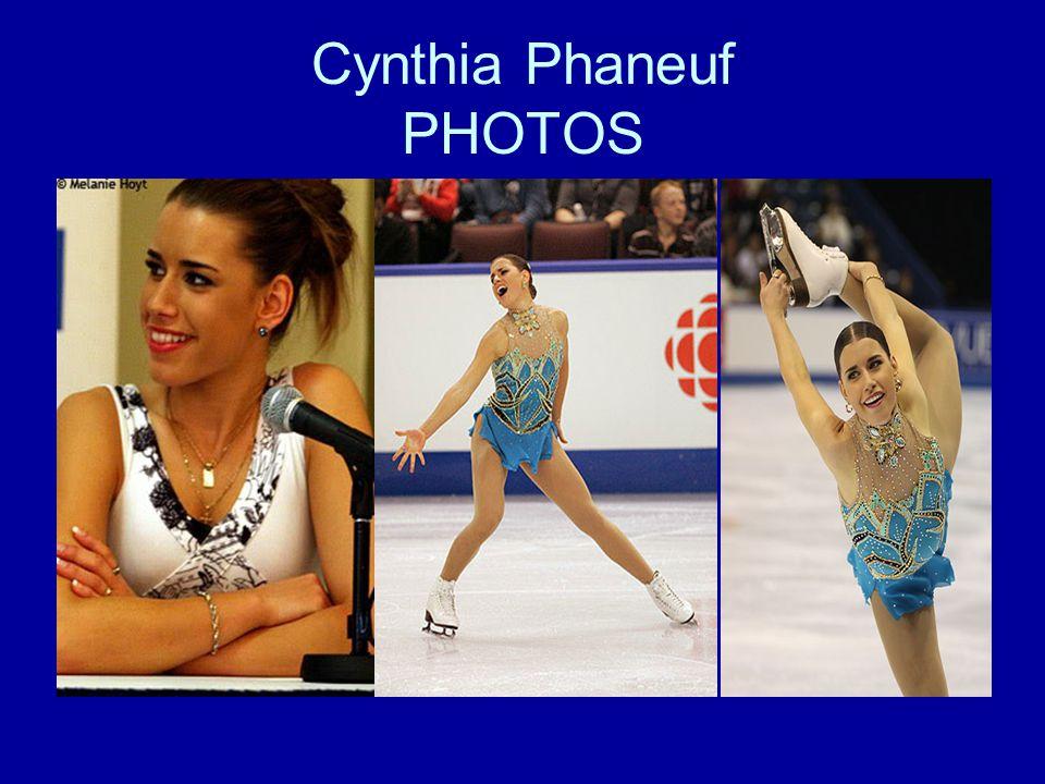 Cynthia Phaneuf PHOTOS