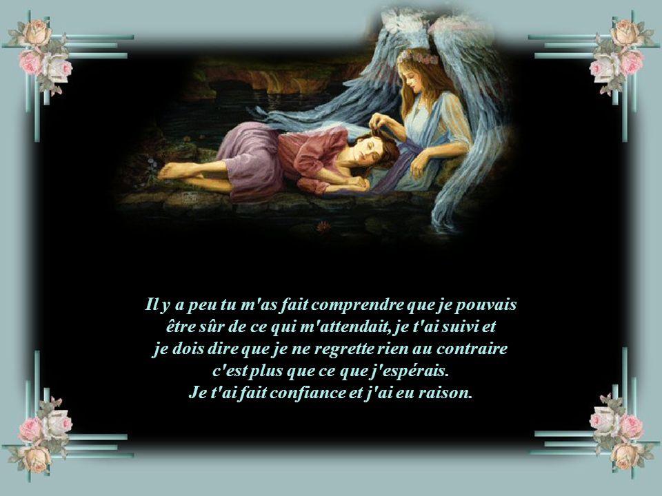 Ma petite voix intérieure © copyright Texte de Clara… son site: http://perso.wanadoo.fr/lestextesdeclara/ Bonne Journée Musique: Ern Cortazar God sent me an angel Création Lise Tardif (Déc.2005)