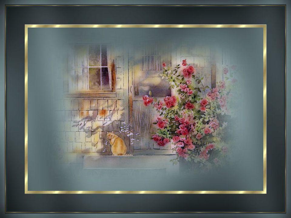 Le jour où vous vous rendez compte que vous existez. C'est une porte qui s'ouvre en vous... Vous sentez un courant d'air frais qui vient vous frôler..
