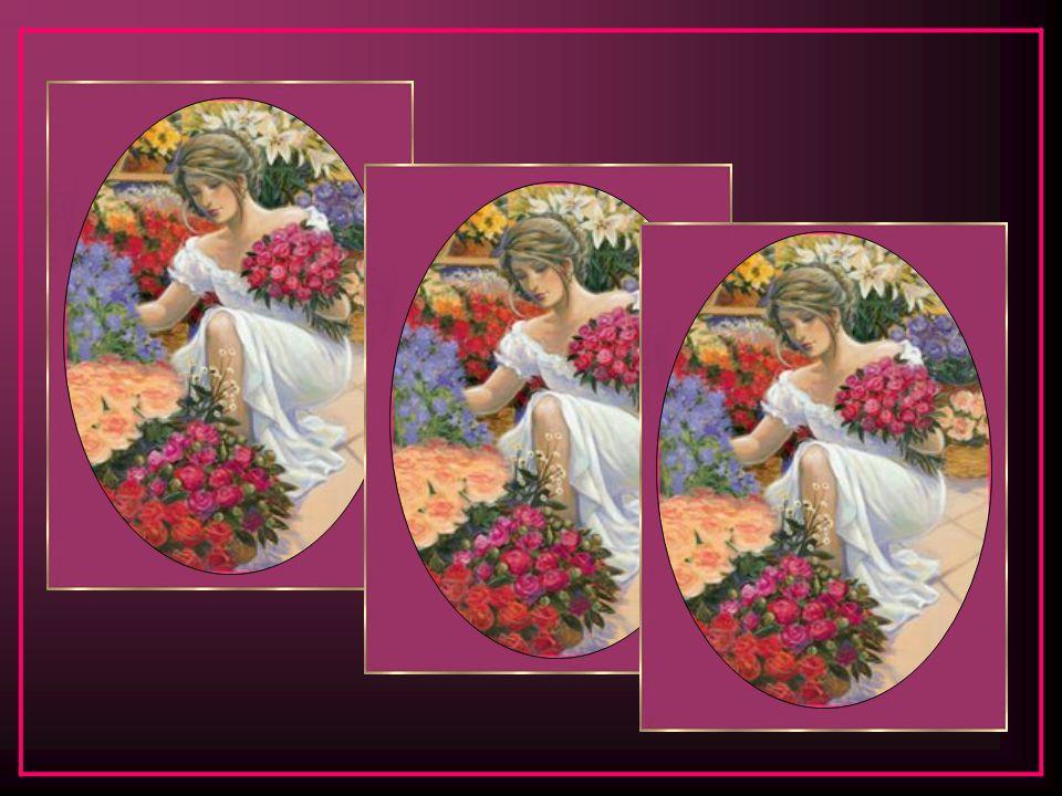 Je ne veux pas que tu oublies ce bouquet damour Que je te propose car tu les trouveras nulle part. Les fleurs de mon cœur sont ce que je suis rien dau