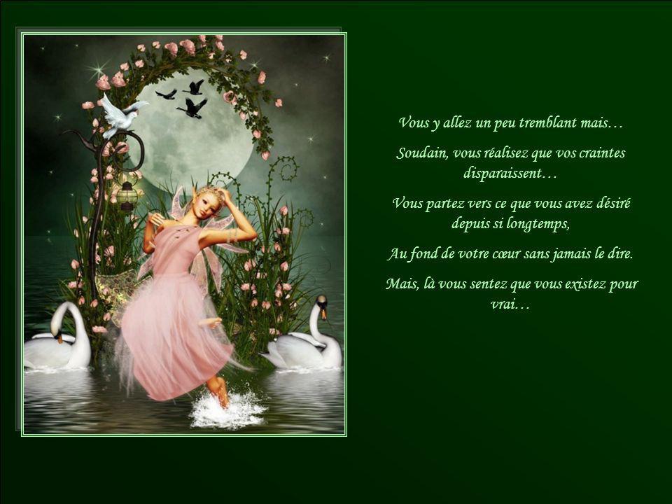 Auteur de ce texte : Clara Texte copyright http:// lestextesdeclara.com Musique : Immortalité Création : Michelle Blouin