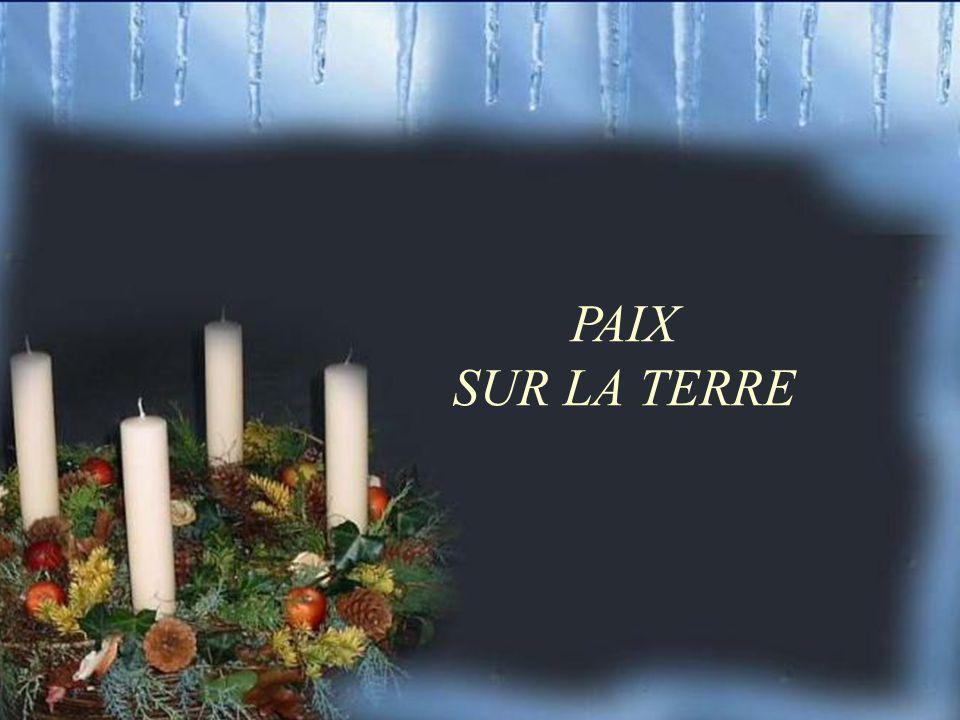 Noël, fête de lamour, dans la crèche un TOUT-PETIT ENFANT qui changera la face du monde. En 2005 dautres petits enfants naissent et vivent dans la pau