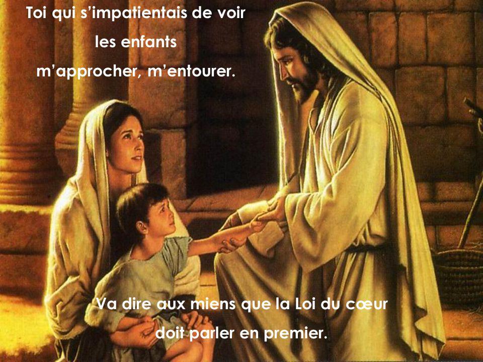 Toi qui ma surpris à vilipender la rigidité des pharisiens, qui mas presque reproché davoir accueilli Marie-Madeleine.
