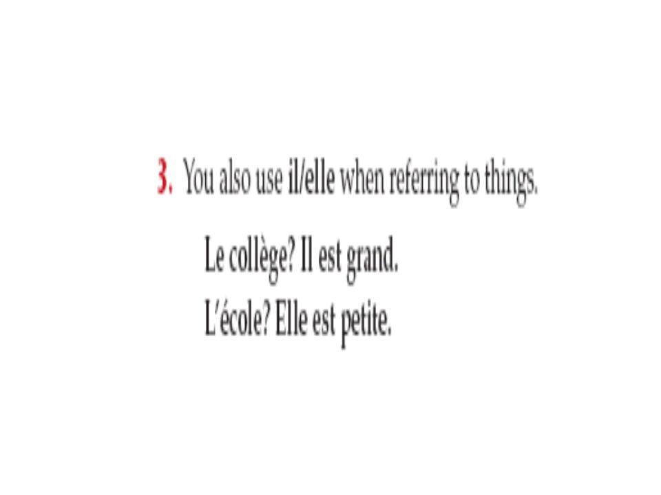 Quelques phrases originales (20 minutes) Mad Libs!.