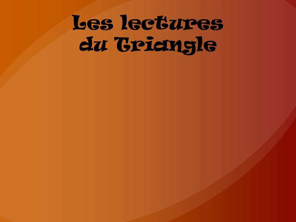 Les lectures du Triangle