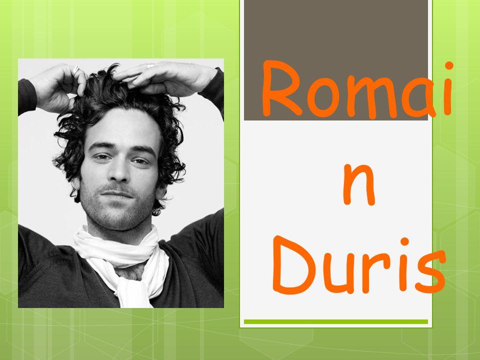 Romai n Duris