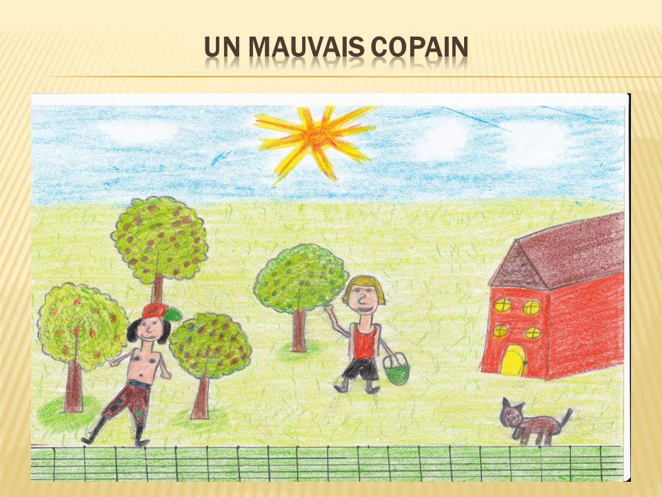 Il était une fois, dans la campagne de Ducos, une famille de chiens… Dans cette famille de bergers allemands, il y avait le père Médor, la mère Caramel, les petits Gypsy et Chanel.