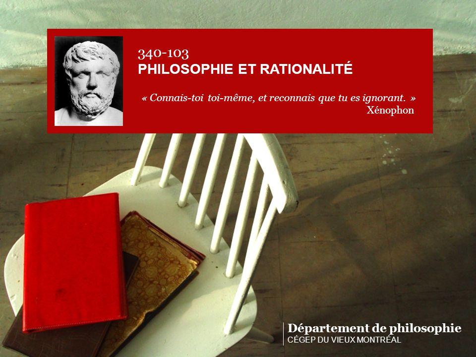 Et des philosophes…