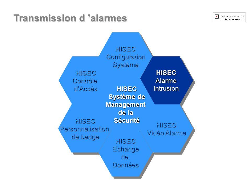 HISECContrôledAccèsHISECContrôledAccès HISECPersonnalisation de badge HISECPersonnalisation HISECConfigurationSystèmeHISECConfigurationSystème HISECEc