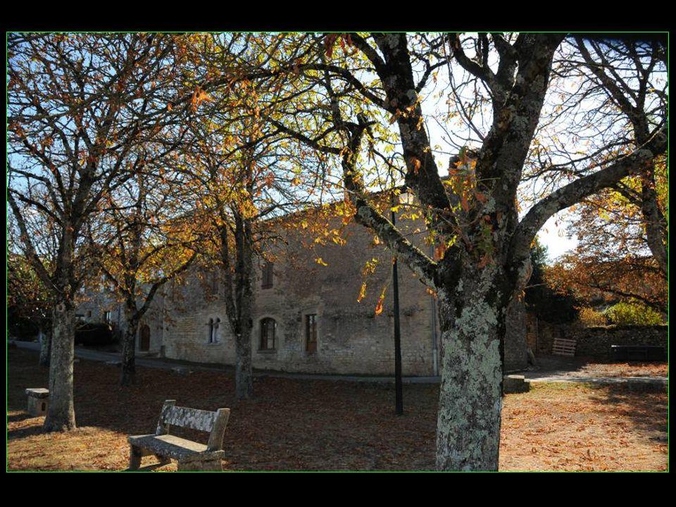 Le château des Capitaines-gouverneurs du XV me siècle