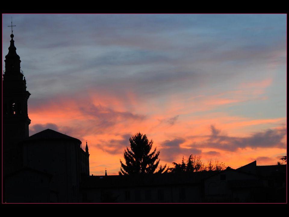 le 19 septembre un second coucher de soleil tout aussi majestueux