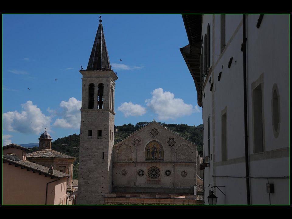 La cathédrale de Santa Maria Assunta