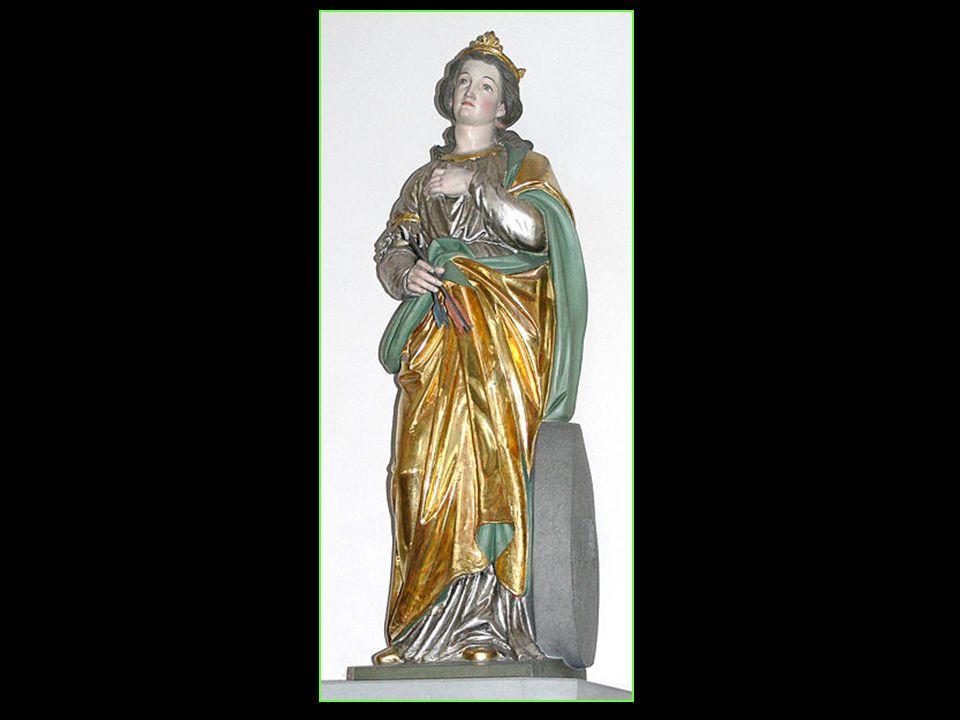 Sainte Christine de Bolsena, également connue sous le nom Christine de Tyr, est vénérée comme chrétien martyr du 3me siècle