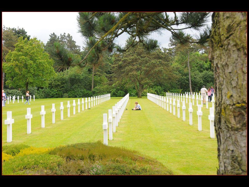 un jeune garçon se recueille sur la tombe de son grand-père….. …..peut-être