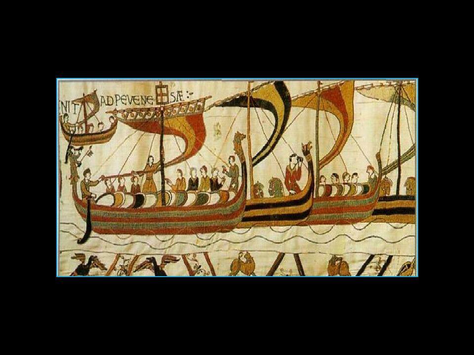 Odon de Bayeux est généralement identifié comme étant le commanditaire de la Tapisserie de Bayeux