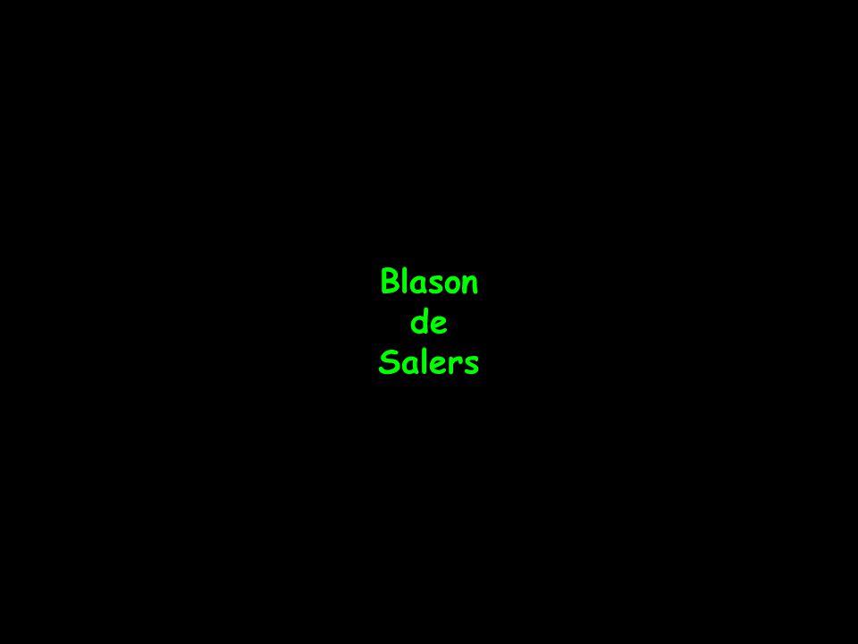 Blason de Salers