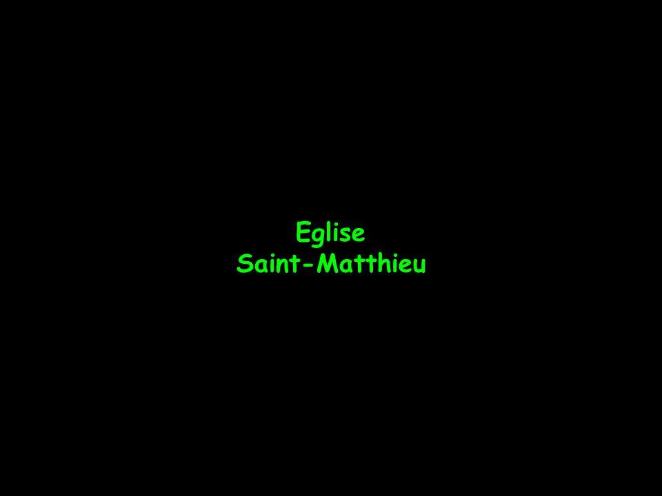 Eglise Saint-Matthieu