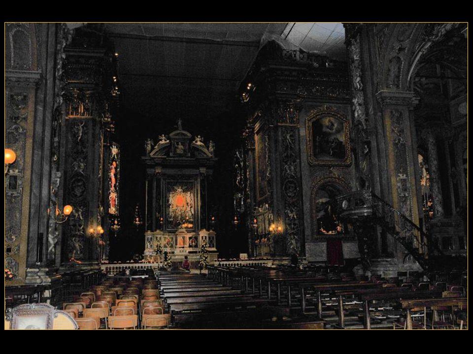 La cathédrale, Santuarno di Nostra Signora dellOrto, construite en 1613 et terminée en 1633