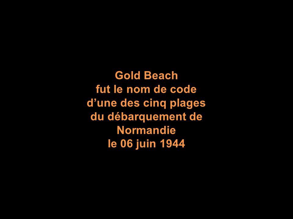 A Gold et Juno, le triple objectif de larmée Anglo-Canadienne est de prendre Bayeux, de barrer laxe principal Bayeux-Caen à tout char Allemand et dopérer la jonction avec les Américains à Port-en-Bessin