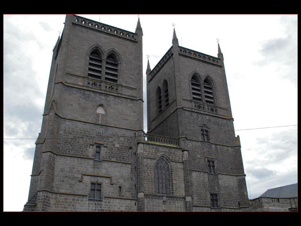 proclamée Capitale Religieuse de la Haute-Auvergne en 1317