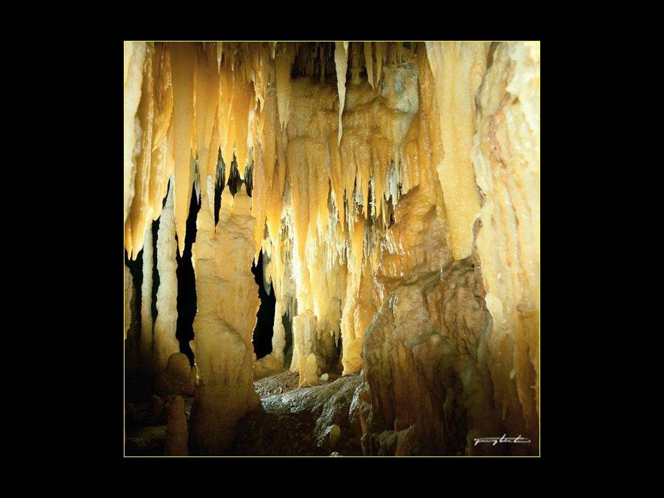 Ouf ….. après 3 kilomètres deffort arrivons à la Grotta Bianca (grotte blanche)