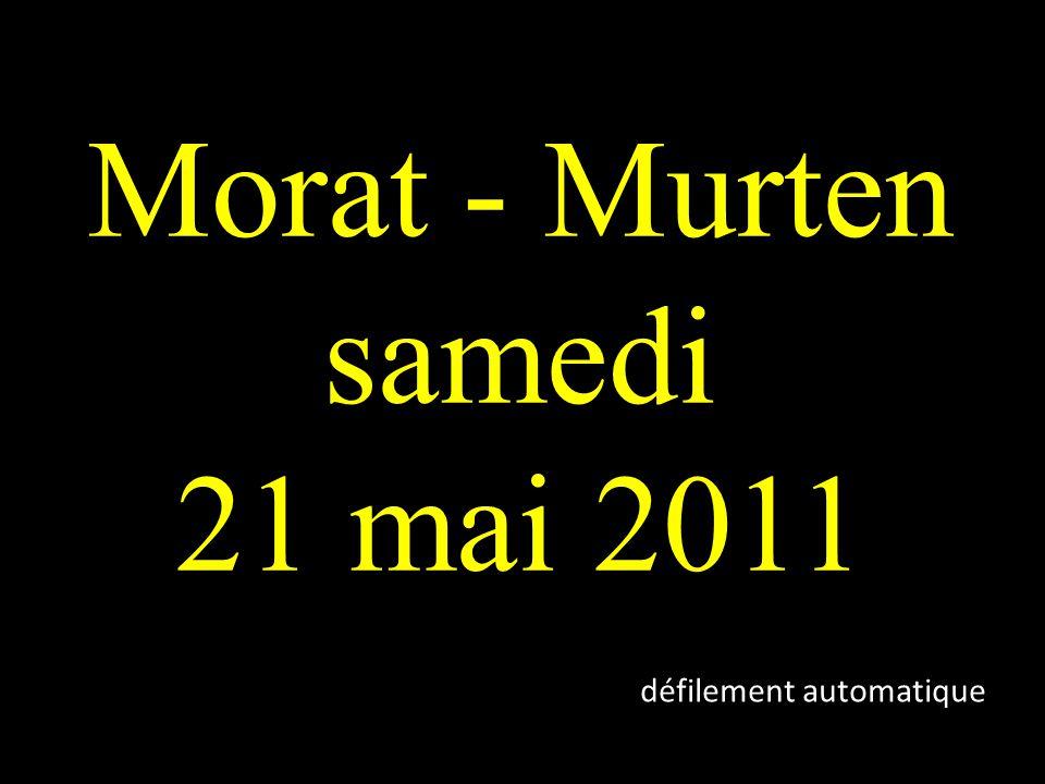 Morat - Murten samedi 21 mai 2011 défilement automatique