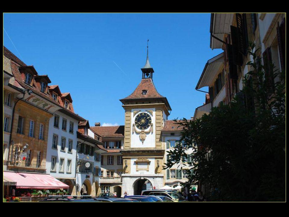 La porte de Berne