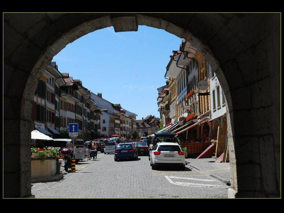 Petite promenade en cette merveilleuse ville de MORAT ou MURTEN