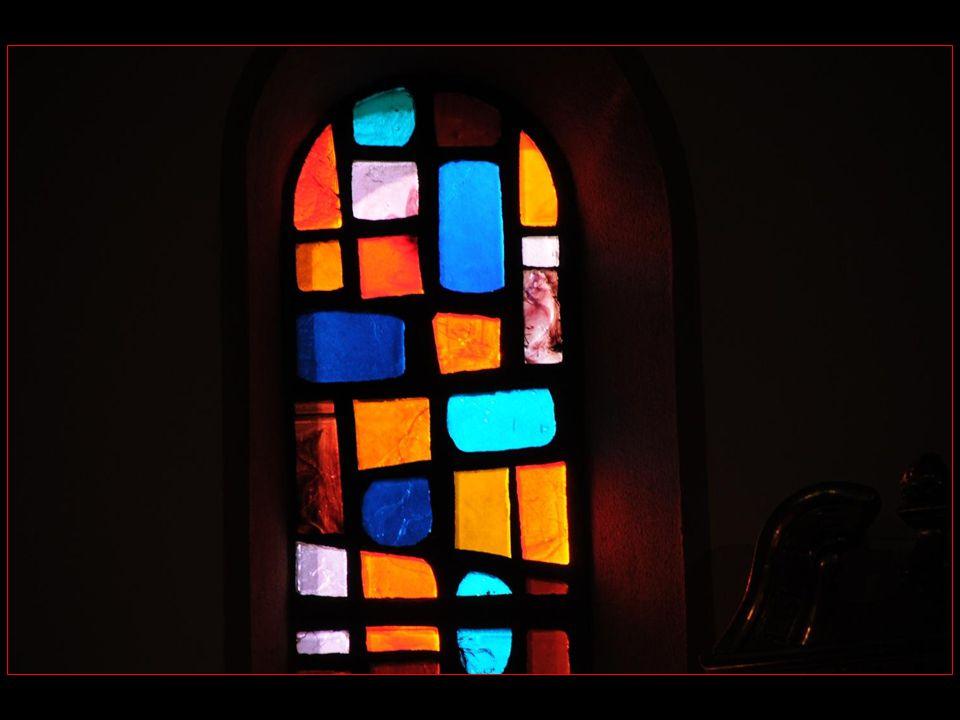 La nef a été entièrement refaite au XX me siècle