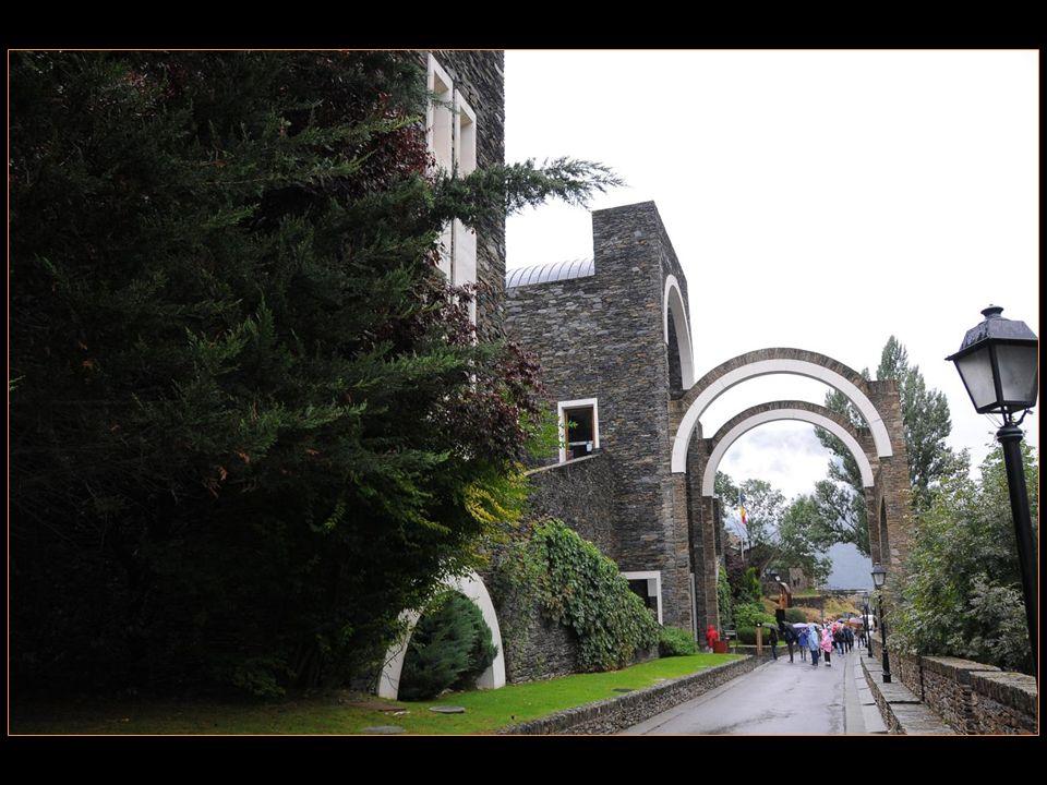 Lancienne église reconstituée