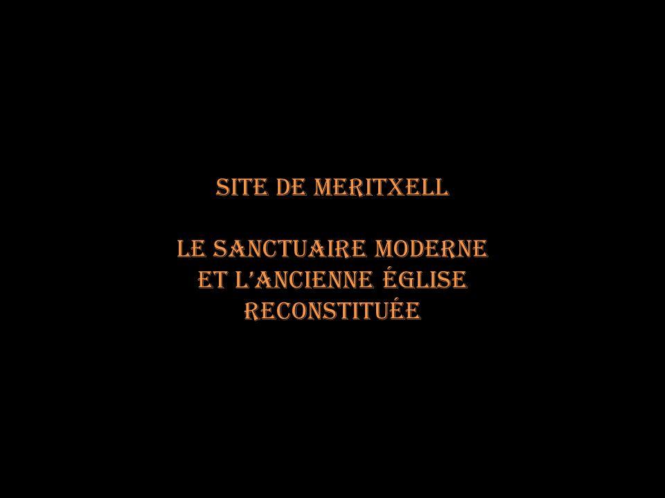 Légende (suite et fin) : Les villageois de Meritxell Interprètent cela comme Un signe et décidèrent de Construire à cet emplacement Une nouvelle chapelle pour leur village