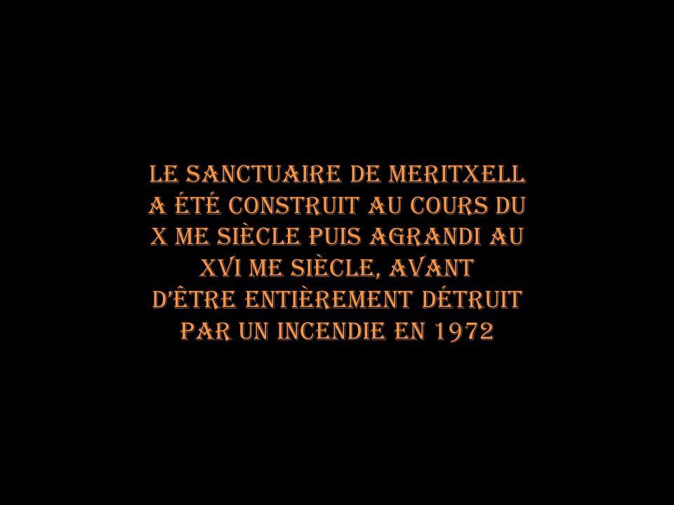 Dans le nouveau sanctuaire De meritxell, créé par Ricardo Bofill en 1976, On peut y admirer une réplique De cette Vierge de Meritxell, œuvre du Sculpteur andorran Sergi Mas