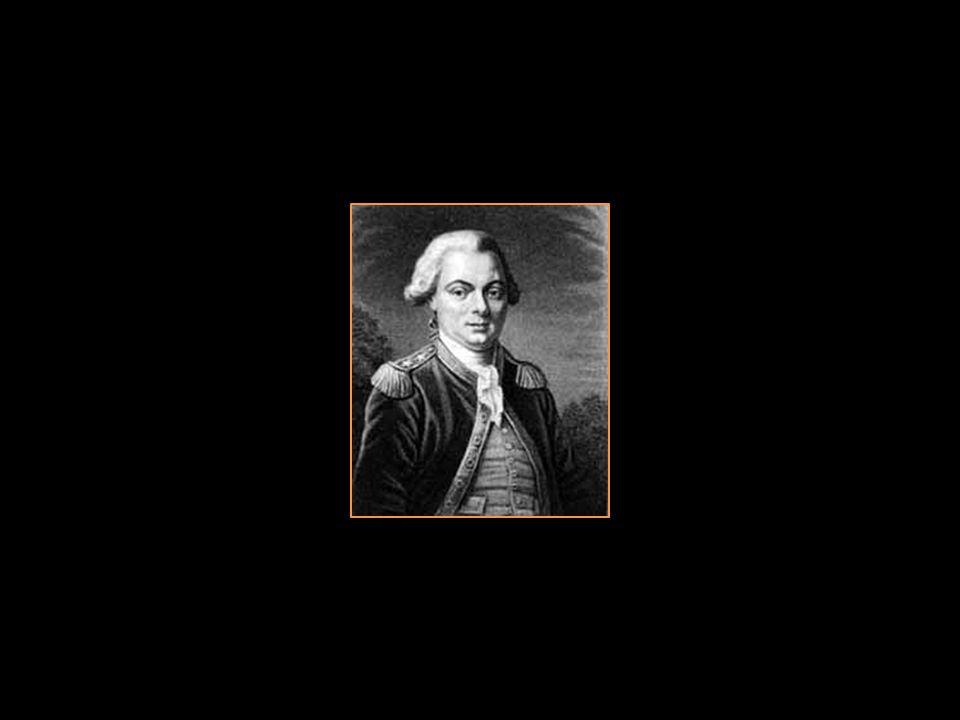 Jean-François de Galaup Comte de la Pérouse 1741 – 1788 Chef descadre des armées navales De la marine royale Faits darmes: bataille des Cardinaux Expé