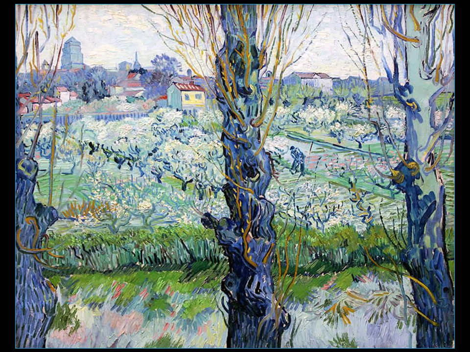 début 1888, Vincent van Gogh quittait Paris pour Arles en quête de cette lumière du Midi que lui avait vanté Henri de Toulouse Lautrec