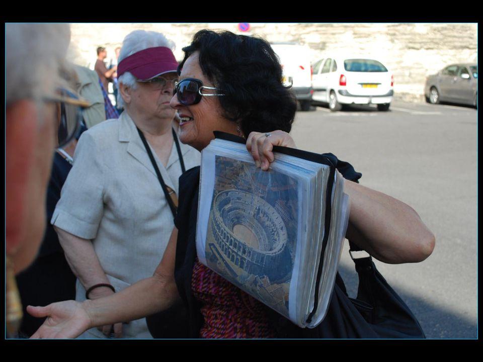 notre guide dun jour: Dolorès